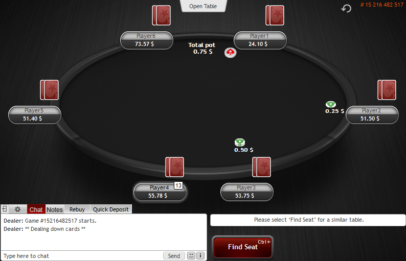 pokerstars neteller