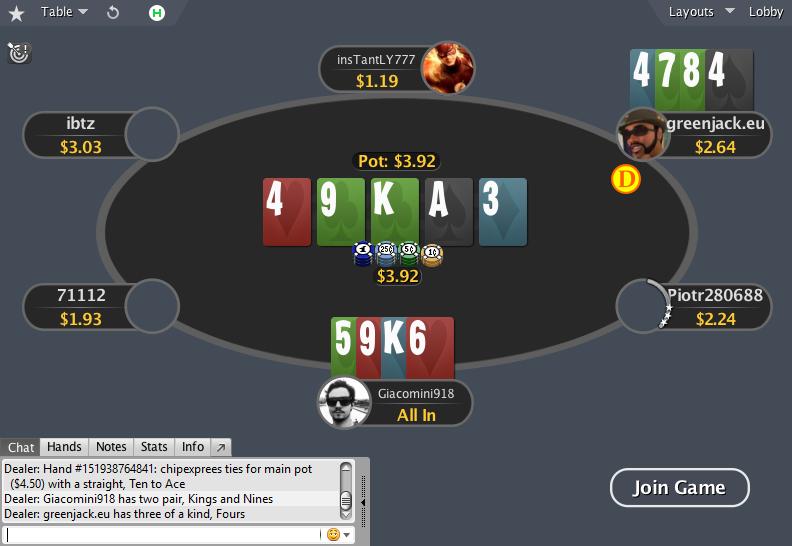 PokerStars NLH Plus 2 Cards 03