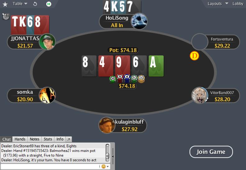 PokerStars NLH Plus 2 Cards 05
