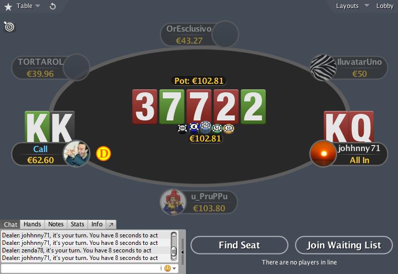 PokerStars ProfessioNL Deck 02
