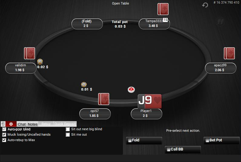 PokerStars Clone for PartyPoker 02