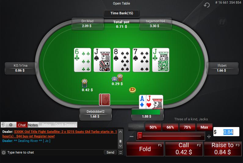 PokerStars Clone for PartyPoker 04.1