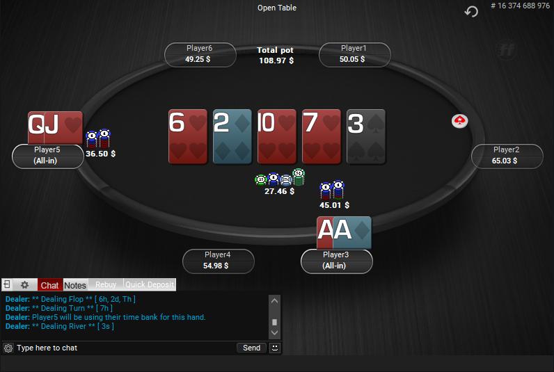 PokerStars Clone for PartyPoker 05