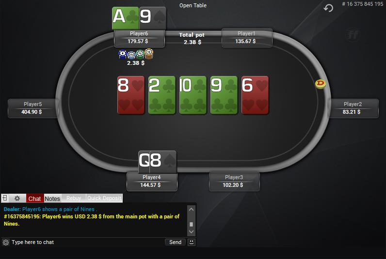 PokerStars Clone for PartyPoker 07