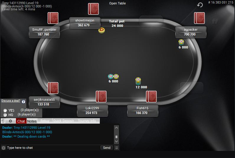 PokerStars Clone for PartyPoker 15