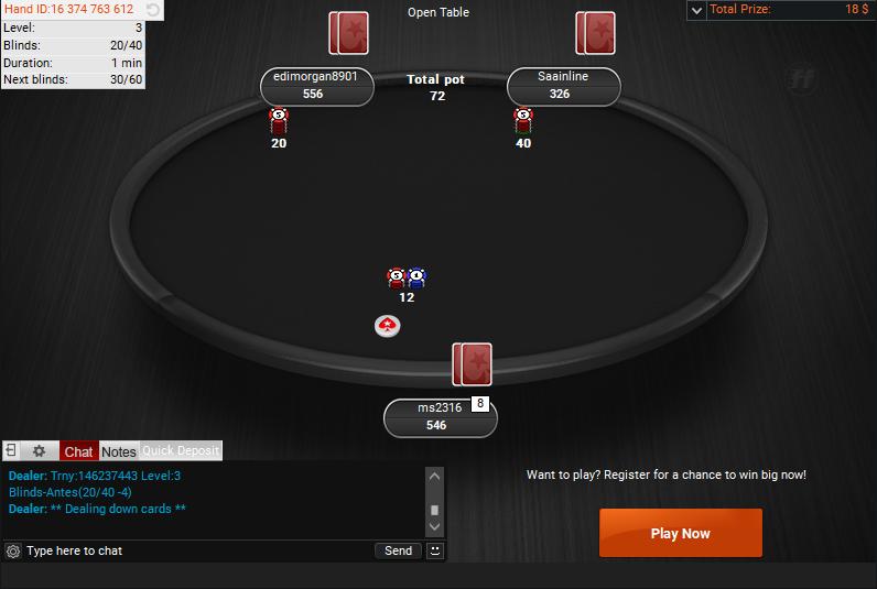 PokerStars Clone for PartyPoker 16