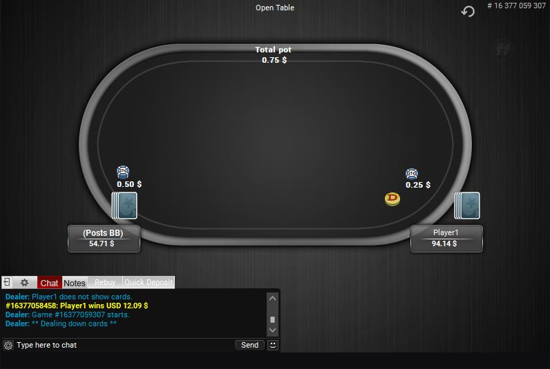 PokerStars Clone for PartyPoker 18