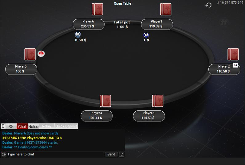PokerStars Clone for PartyPoker 19