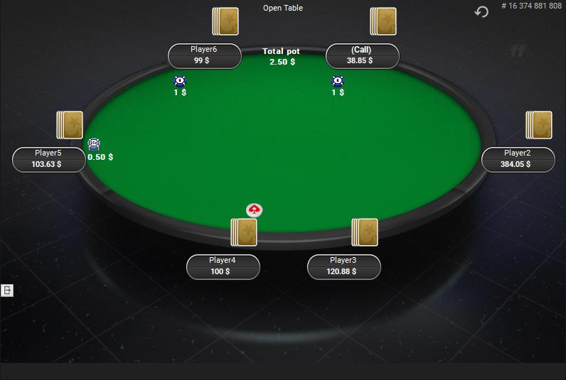 PokerStars Clone for PartyPoker 20