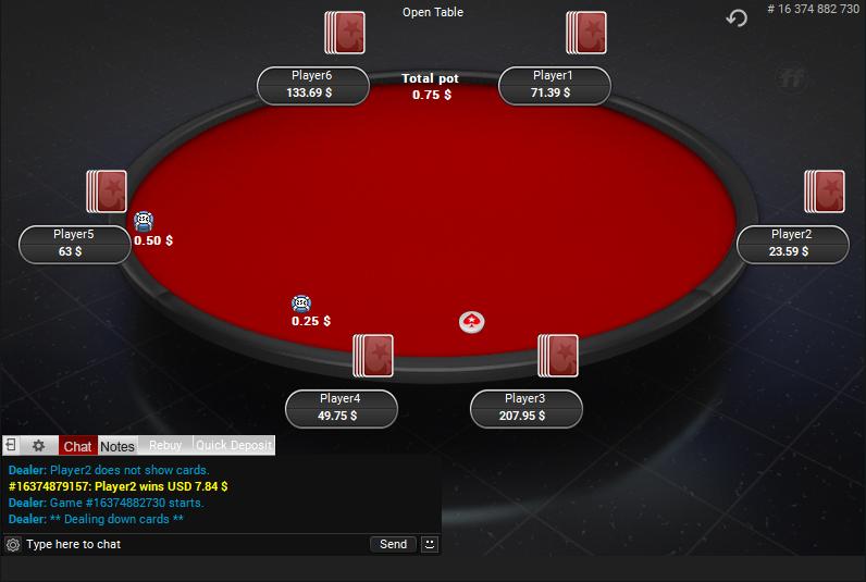 PokerStars Clone for PartyPoker 22