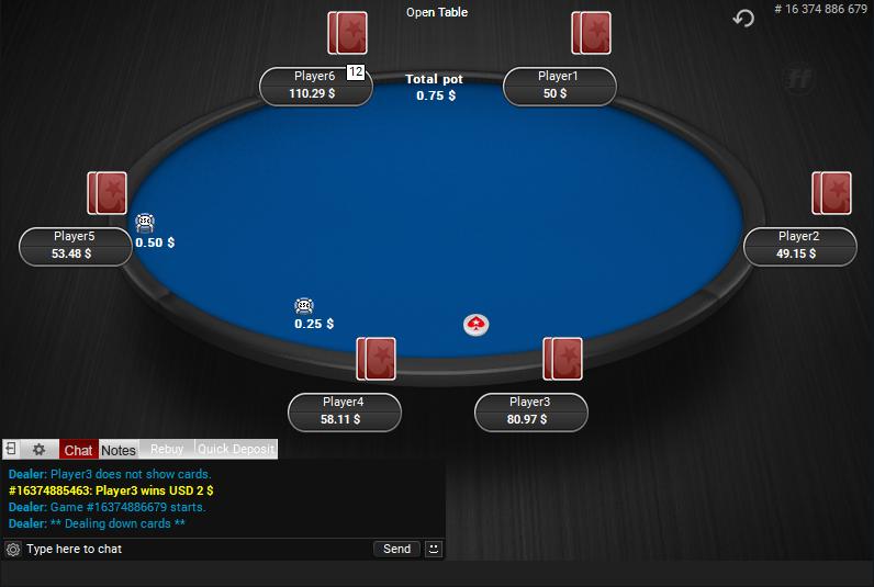 PokerStars Clone for PartyPoker 23