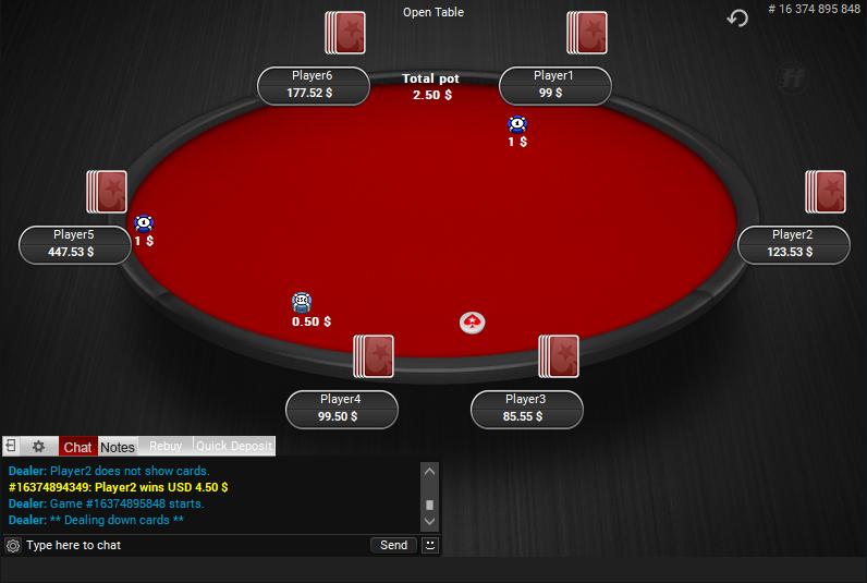 PokerStars Clone for PartyPoker 26