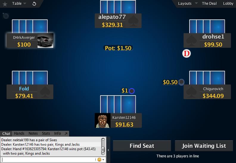 PokerStars Mod Zone 02
