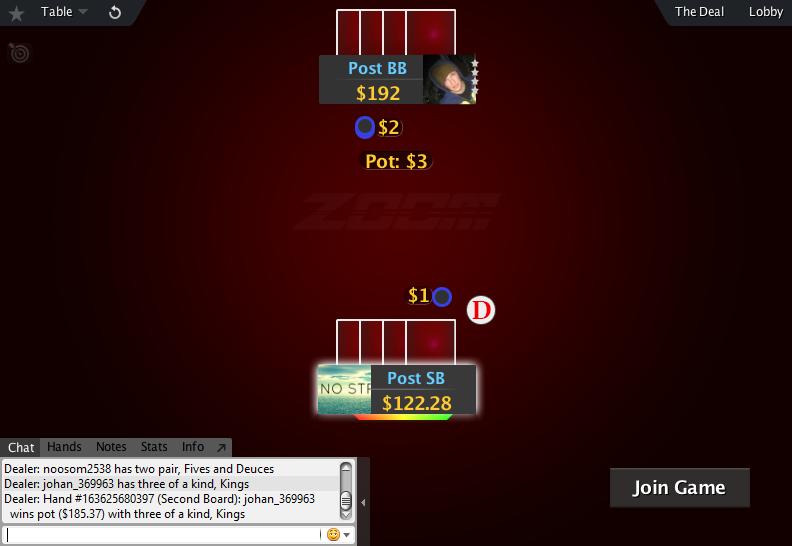 PokerStars Mod Zone 18