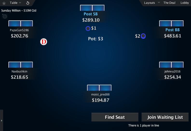 PokerStars Mod Zone 24