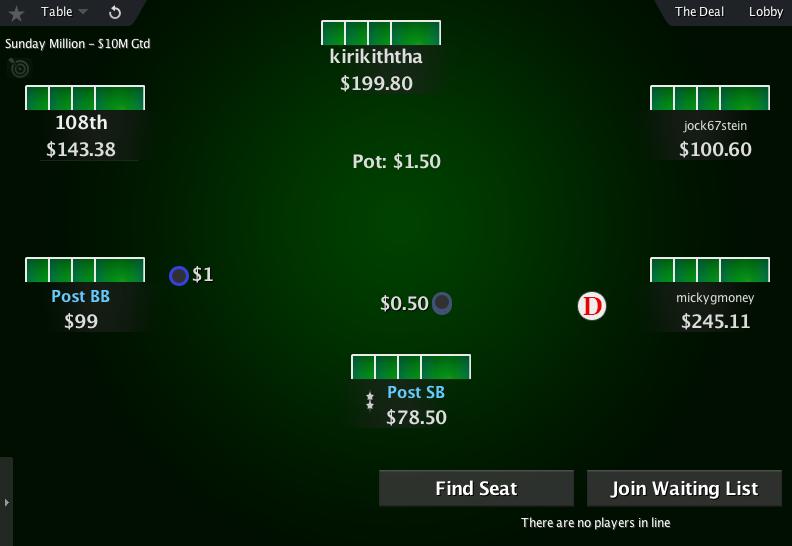 PokerStars Mod Zone 26
