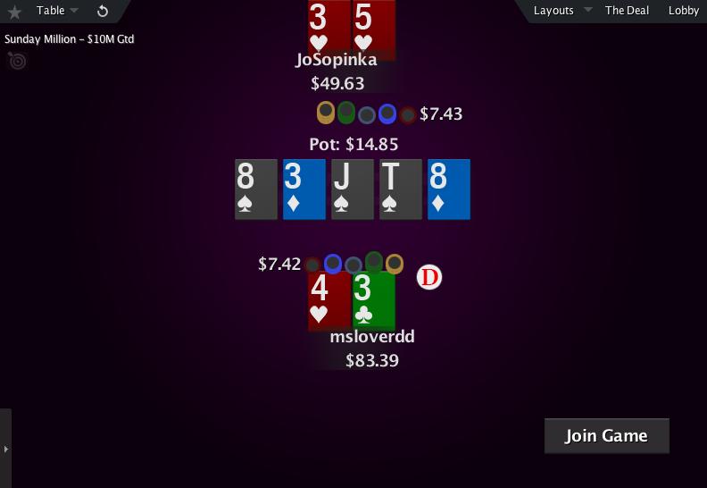 PokerStars Mod Zone 28