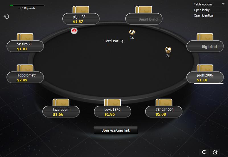 888 Stars Clone Table Mod 06