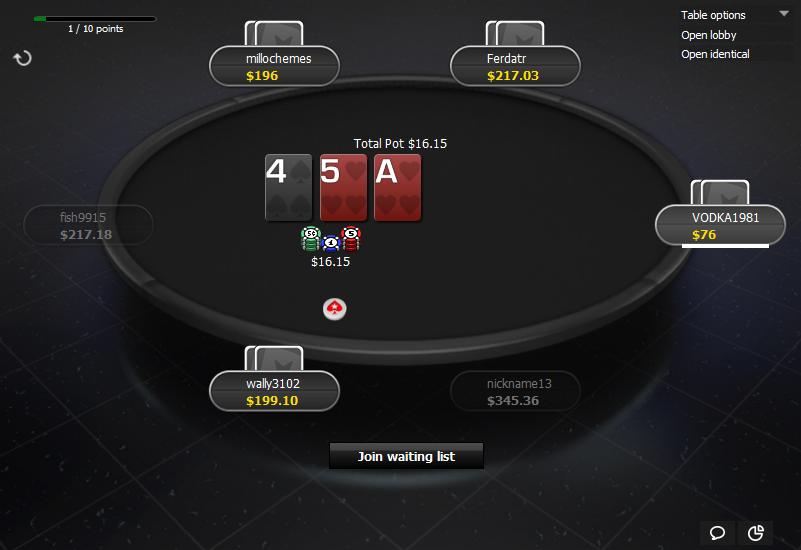 888 Stars Clone Table Mod 12