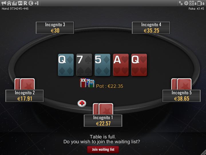 Winamax Stars clone table mod 01