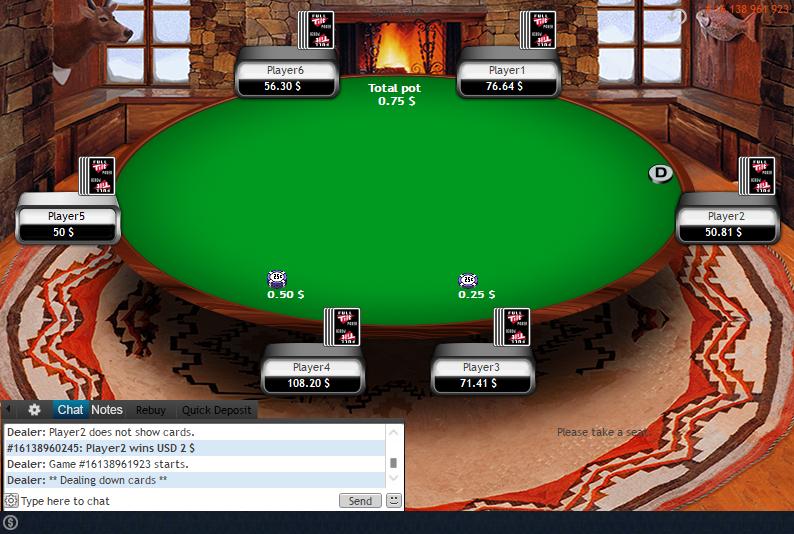 Full Tilt Clone for PartyPoker 06