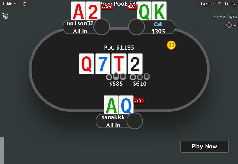 PokerStars Mod GTO V.2 06