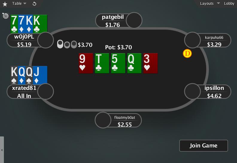 PokerStars Mod GTO V.2 09