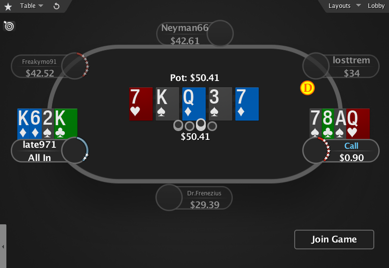 PokerStars Mod GTO V.2 10