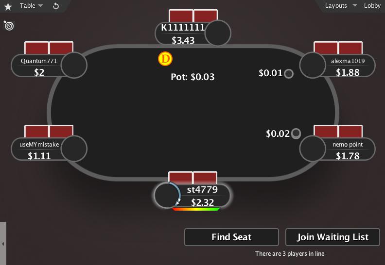 PokerStars Mod GTO V.2 15