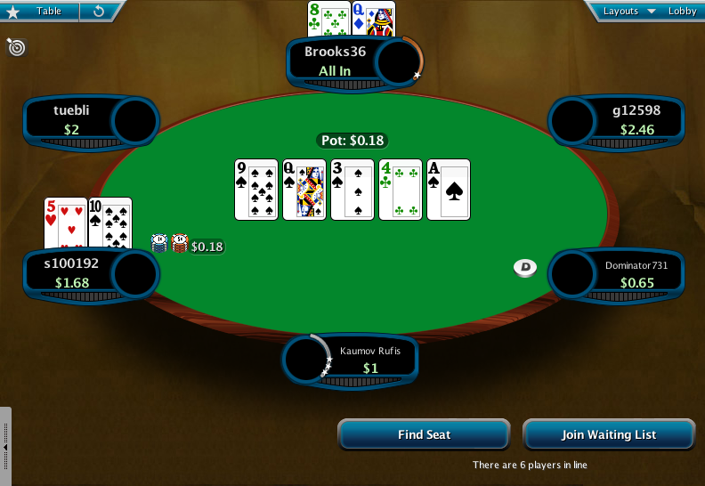 Full Tilt Clone for PokerStars 04