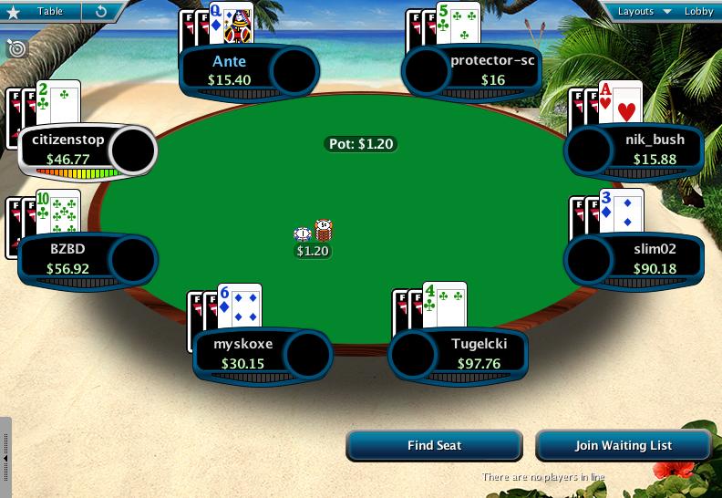 Full Tilt Clone for PokerStars 19
