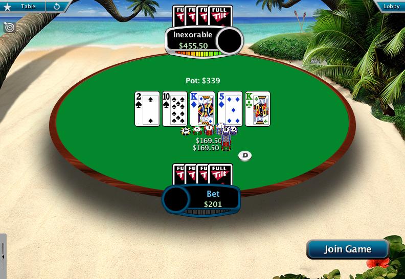 Full Tilt Clone for PokerStars 21