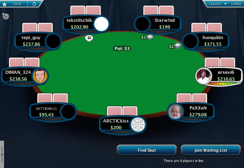 Full Tilt Clone for PokerStars 22
