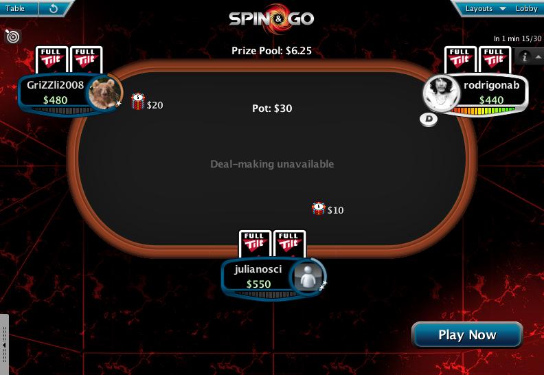 Full Tilt Clone for PokerStars 31