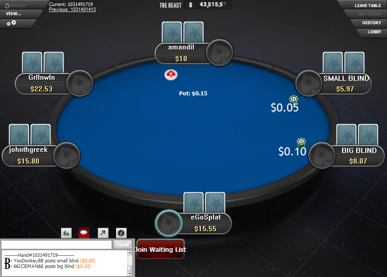 PokerStars Clone for WPN 19