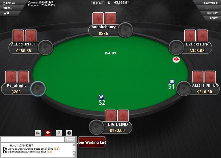 PokerStars Clone for WPN 27