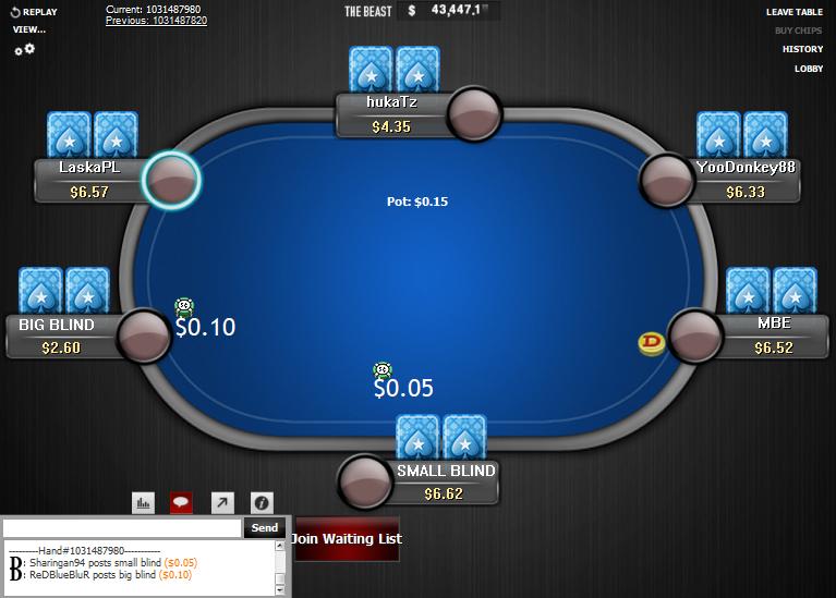 PokerStars Clone for WPN 29