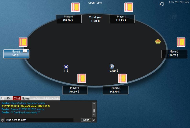 PokerStars Clone for PartyPoker 36