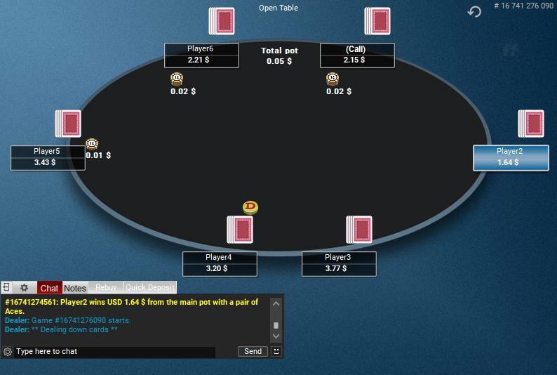 PokerStars Clone for PartyPoker 37