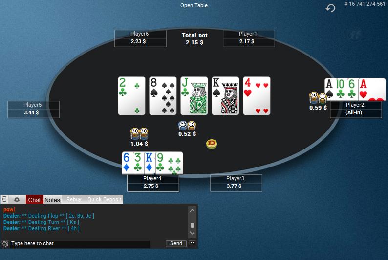 PokerStars Clone for PartyPoker 39