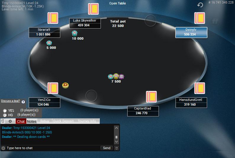 PokerStars Clone for PartyPoker 40