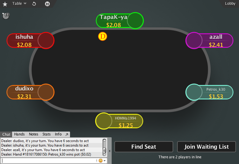 PokerStars Mod GTO V.2 27