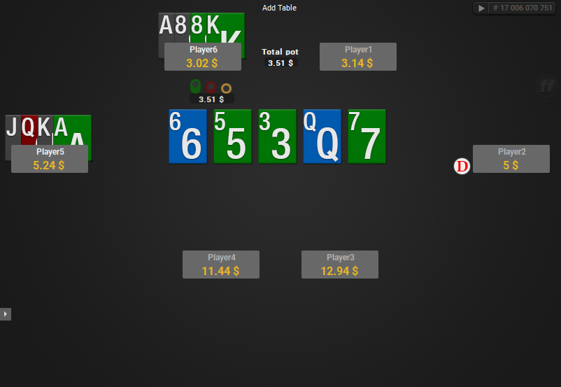 PartyPoker Mod The Zone 36