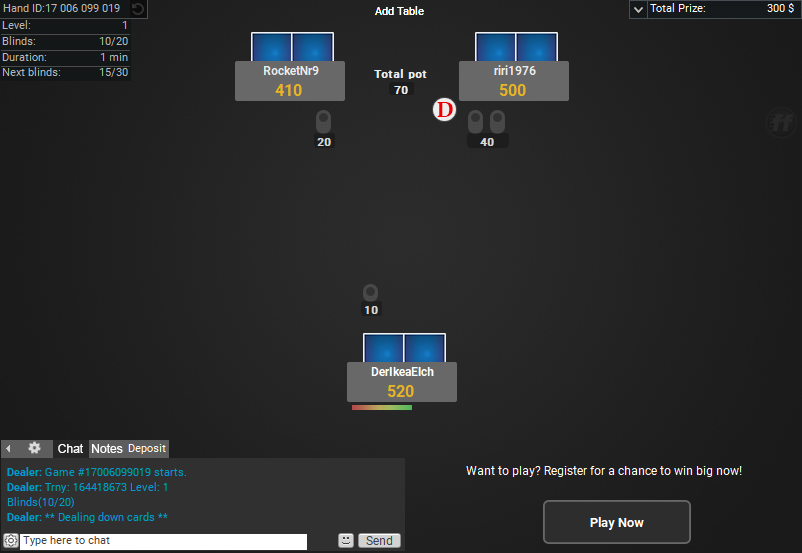 PartyPoker Mod The Zone 41