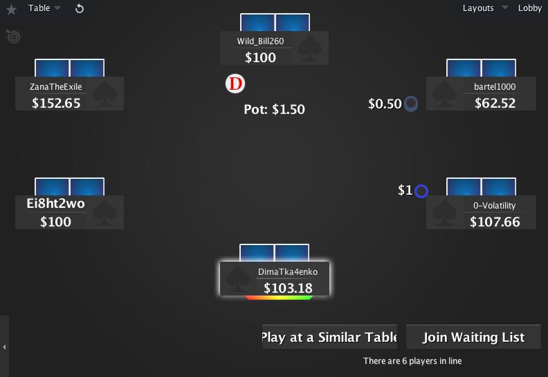 The Zone for PokerStars 02