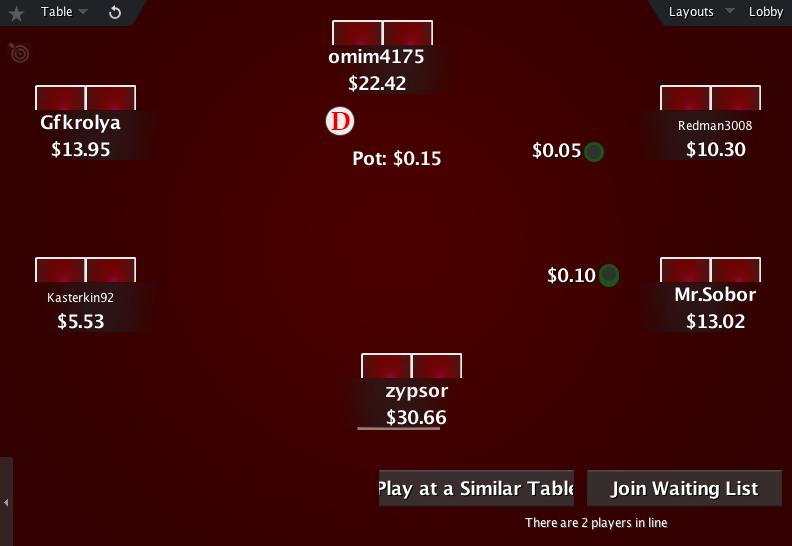 The Zone for PokerStars 11