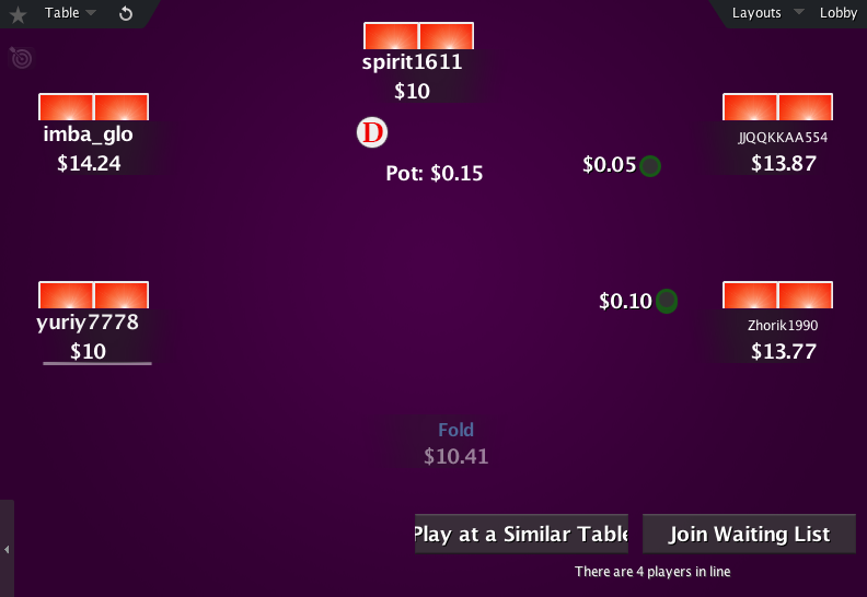 The Zone for PokerStars 19