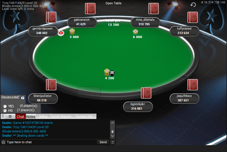 PokerStars Clone for PartyPoker 14