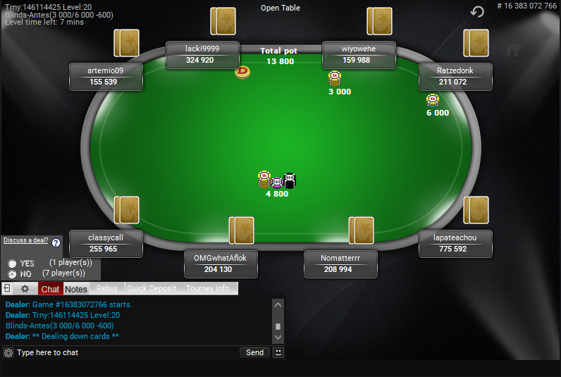 PokerStars Clone for PartyPoker 34