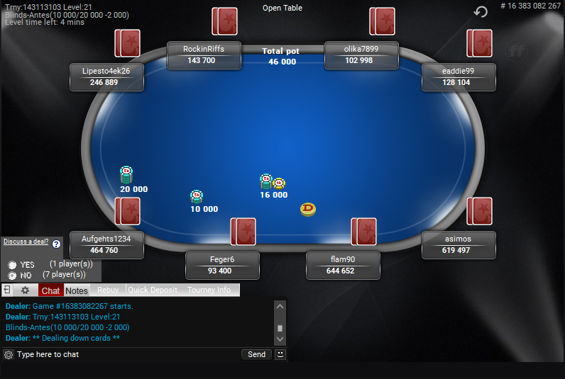 PokerStars Clone for PartyPoker 35